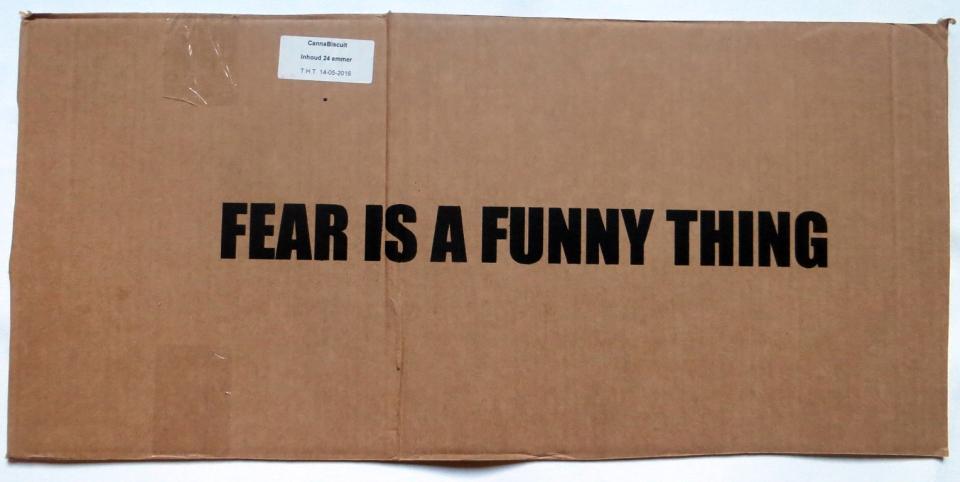 Fear 10 Puype