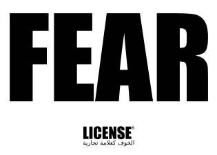 FEAR BIG-1